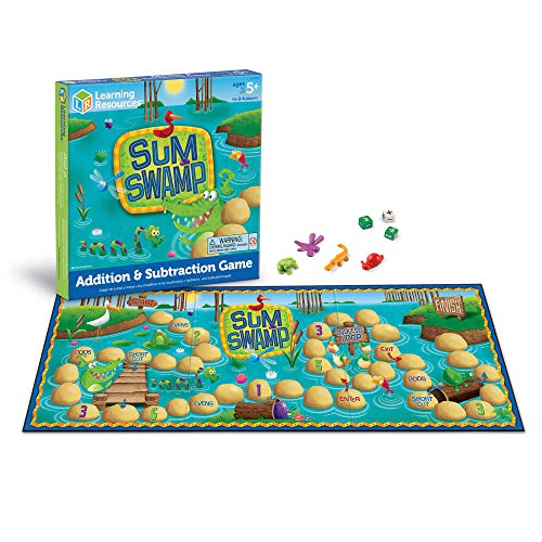 Learning Resources Sum Swamp