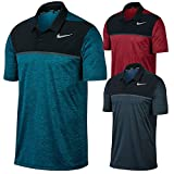 NIKE TW Dry Fit Blocked Golf Polo 2017