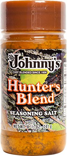 Johnny's Hunters Blend Seasoning Salt by Johnny's