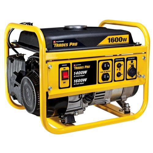 Tradespro 838016 Trades Pro 1400W/1600W Gas Generator