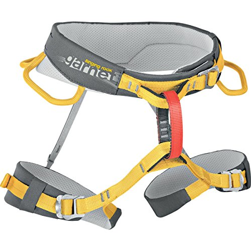 Singing Rock Garnet All-round Harness with Adjustable Leg Loops (Large) (Singing Rock Harness compare prices)