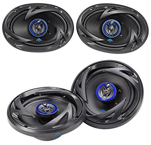 Car Autotek Speakers - (2) Autotek ATS693 6x9