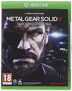 Konami Metal Gear Solid V: Ground Zeroes [Xbox One]