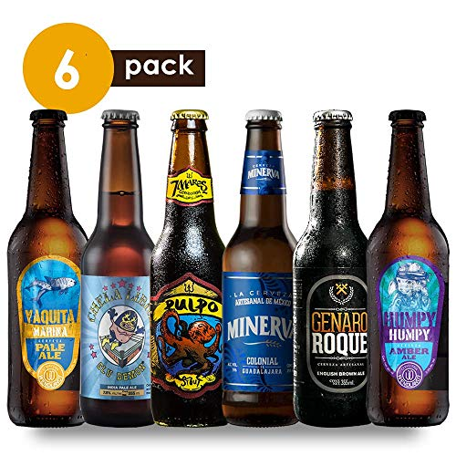 Cerveza Artesanal Cervexxa Sixpack 4