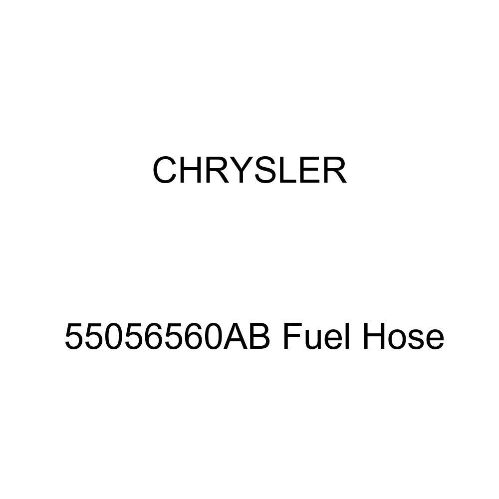 Genuine Chrysler 55056560AB Fuel Hose