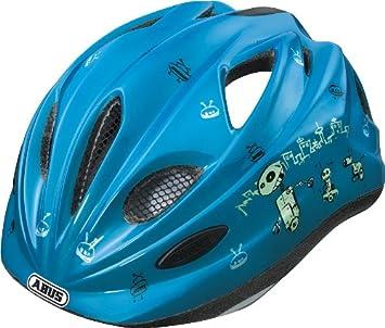 Abus Chilly - Casco de ciclista infantil - 52-57 cm
