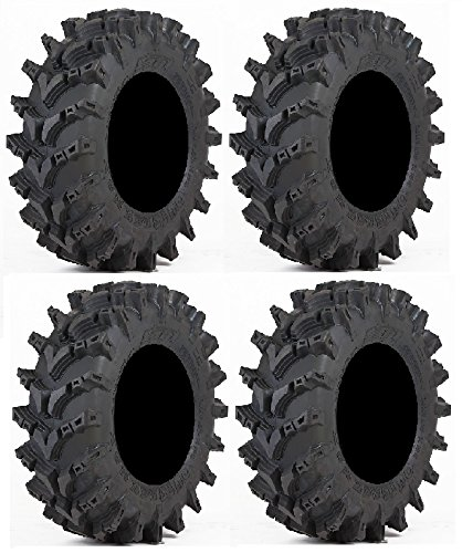 Full set of STI Outback Max (8ply) 30x10-14 ATV Tires (4)