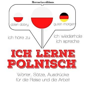 Ich Lerne Polnisch Ich Höre Zu Ich Wiederhole Ich Spreche