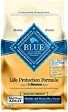 Blue Buffalo Life Protection Formula Natural Adult Small Breed Healthy Weight Dry Dog Food, Chicken and Brown Rice 6-lb Review