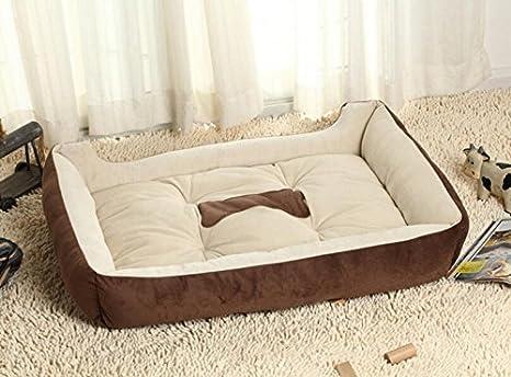 Tappeto Morbido Per Cani : Naxinf cuscino pet calda morbido pile pet cane chenil gatto