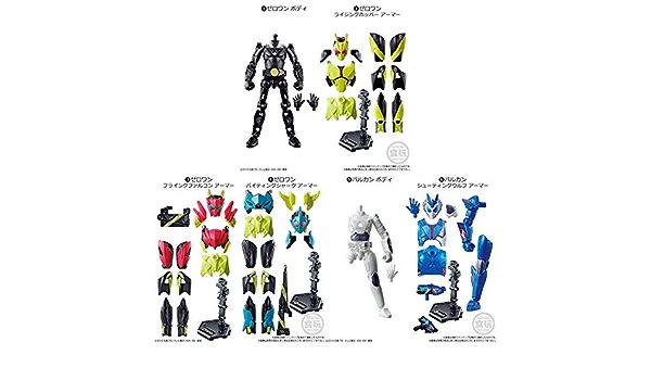 Toys /& Gum Bandai So Do Kamen Rider Zero-One AI 07 Complete Set