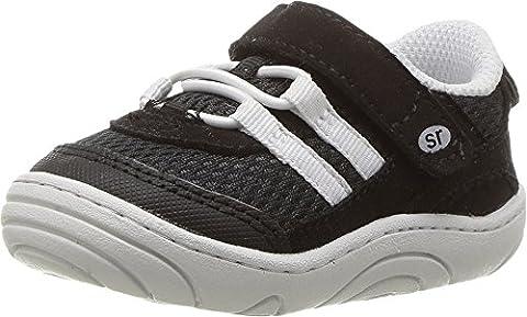 Stride Rite Baby Boy's Ivan (Infant/Toddler) Black Shoe