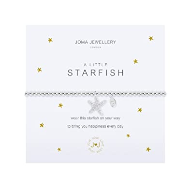 Joma Jewellery a little Starfish bracelet VU7rKu