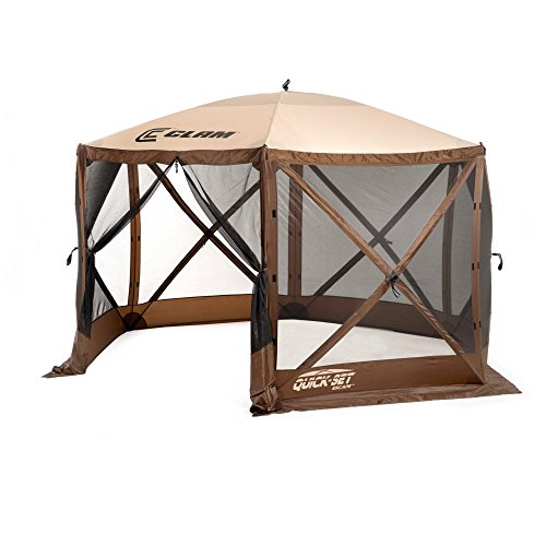 Clam Corporation 9281 Quick Set Escape Shelter