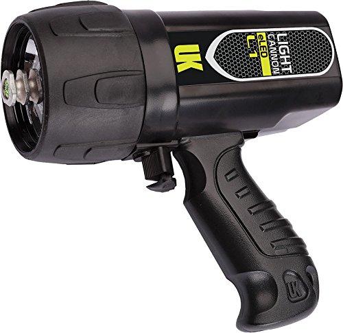 - Underwater Kinetics Light Cannon eLED (L1), Pistol Grip, Black