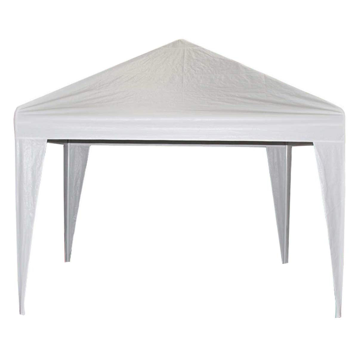 King Canopy Garden Party Rain Cover 10x10, White