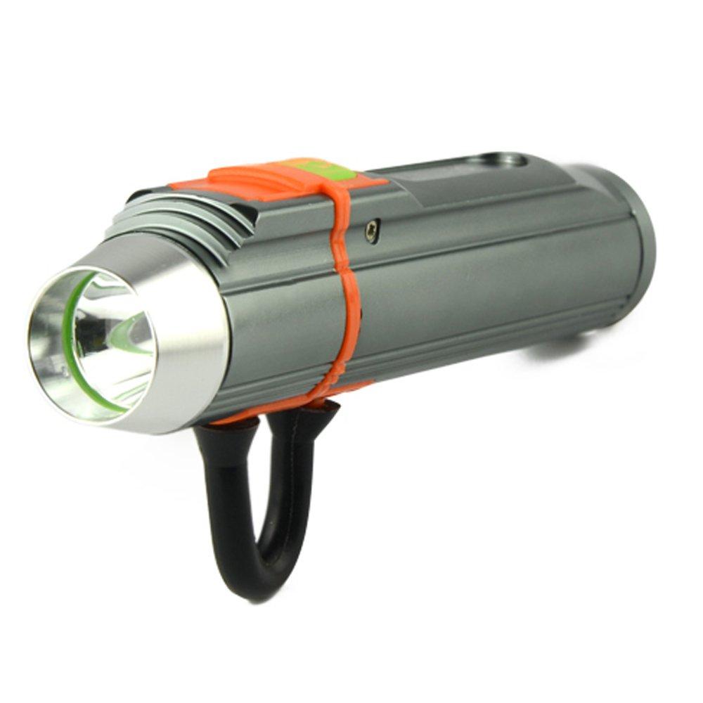 TLMYDD LED-Taschenlampe Wiederaufladbare Super Helle Multi-Funktions-Fernbedienung Wasserdichtes Haus Im Freien Taschenlampe