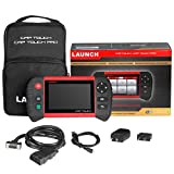 LAUNCH CRP Touch Pro 5.0' Android Touch Screen OBD2 Diagnostic Scan Tool for ABS, SRS, Transmission,Engine,Battery Registration, EPB, Oil Service Light Reset