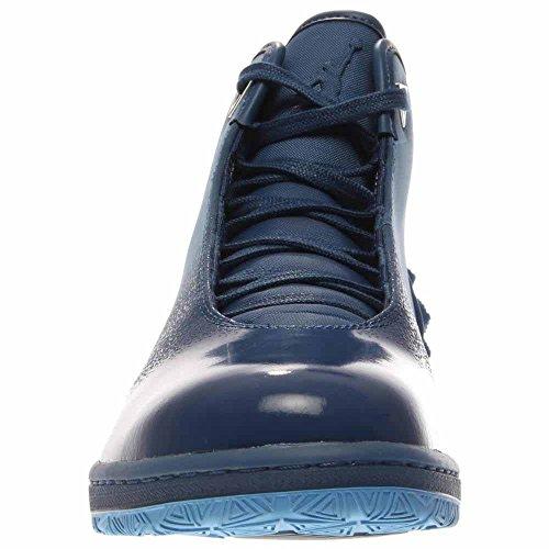 Nike Jordan Aanstichter Studs Herren Basketbal Schuhe Frans Blauw / Universiteit Blue