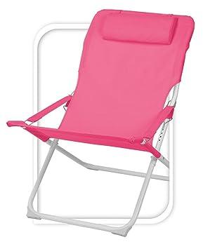 Silla plegable Silla de camping Pro Beach 92 x 65 x 70 cm ...