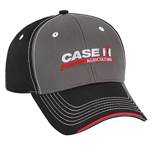 Case IH Chino Layered Sandwich Cap ()
