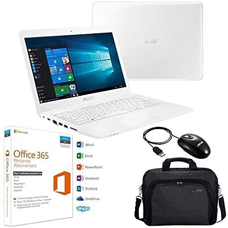 ASUS L402NA-FA016TS Ordenador portátil DE 14 Pulgadas, 4 GB de RAM, Windows