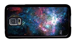 Hipster thinnest Samsung Galaxy S5 Cases space galaxies stars PC Black for Samsung S5