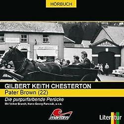 Die purpurfarbene Perücke (Pater Brown 22)