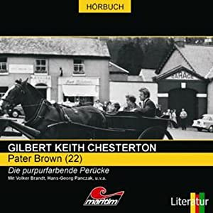 Die purpurfarbene Perücke (Pater Brown 22) Hörspiel