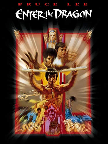 Enter the Dragon (Bruce Lee Enter The Dragon Blu Ray)