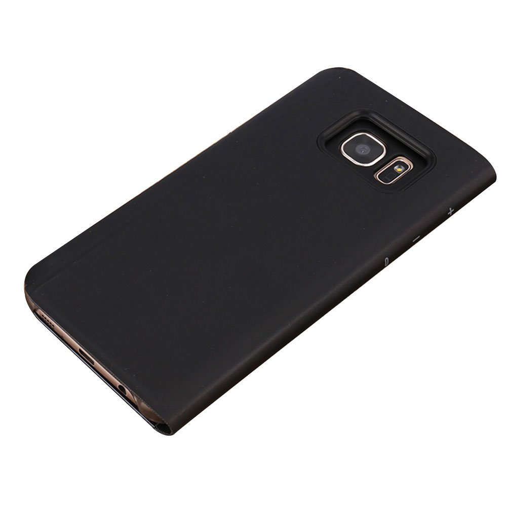 Silber Kristall Spiegel Flip Handytasche Ultra D/ünn Galvanisieren Harte PC Schutzh/ülle f/ür Samsung Galaxy S7 Edge Cestor /Überzug Mirror Leder Handyh/ülle f/ür Samsung Galaxy S7 Edge