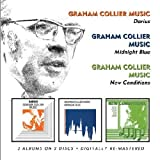 Darius/Midnight Blue/New Conditions /  Graham Collier