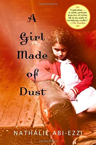 book cover of A Girl Made of Dust