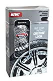 Black Magic 120024 Tire Wet Silver Spray, 8 oz.