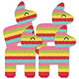 Let's Fiesta - Pinata Decorations DIY Mexican Fiesta Party Essentials - Set of 20