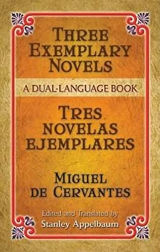 book cover of Exemplary Novels