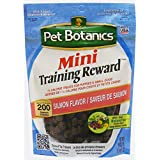 Pet Botanics Mini Training Reward Salmon Treats, 4 Oz