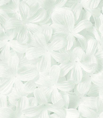 Wilton Stephanotis Petals, 2 Inch, White, 300/Pack