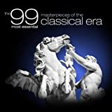 The 99 Most Essential Masterpieces of the Classical Era Album Cover