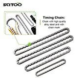 SCITOO Timing Chain Kit for 2005-2010 Ford
