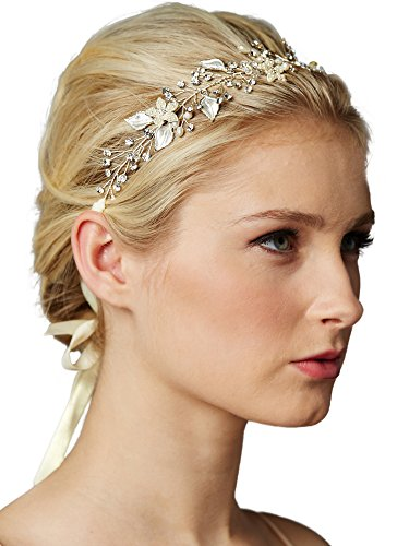 Mariell-Freshwater-Pearl-and-Crystal-Bridal-Headband-Hair-Vine-Handmade-Design