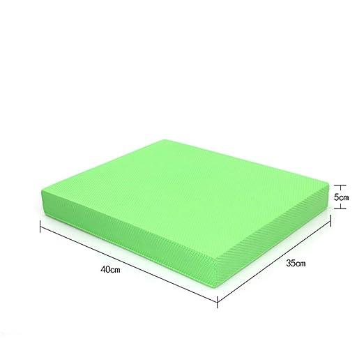 YPSMCYL Yoga Foam Pad Fitness Balance Pad: Mejora La ...