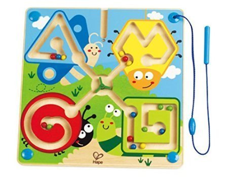 Hape Totally Amazing Best Bugs Magnetic Maze
