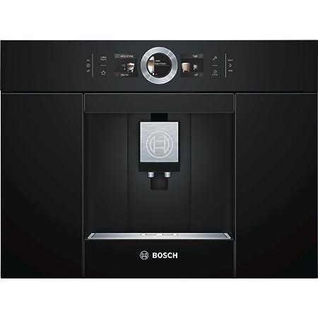 Bosch CTL636EB6 CTL636EB6-Cafetera, Máquina espresso, 2,4 L ...