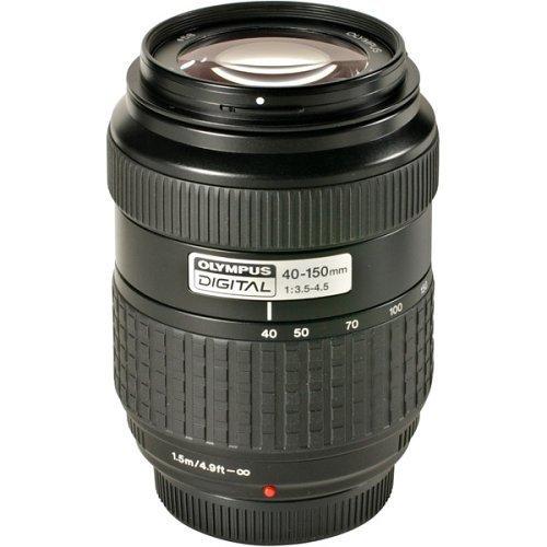 Olympus 40-150mm f/3.5-4.5 Zuiko Digital Zoom Lens for E1, E300 & E500 Cameras