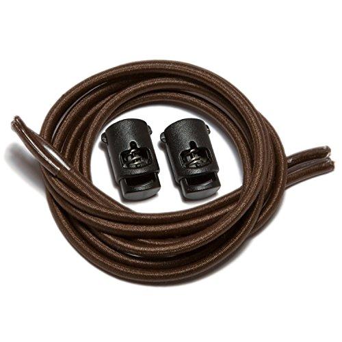 Speedlaces iBungee - Camiseta marrón