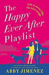 Book Cover: The Happy Ever After Playlist