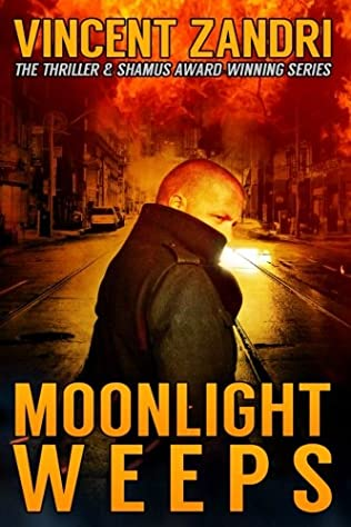 book cover of Moonlight Weeps
