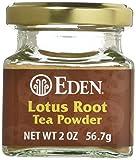 lotus energy drink - Eden Foods Lotus Root Tea Powder -- 2 oz
