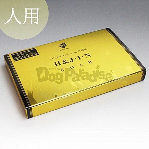SUPER Premium 乳酸菌 JIN GOLD 人用(30包入り) B079L588VF